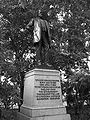 William Edward Forster statue, Victoria Embankment.jpg