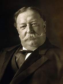 William Taft en 1909.