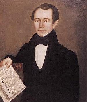 William Leggett (writer) - Image: William Leggett
