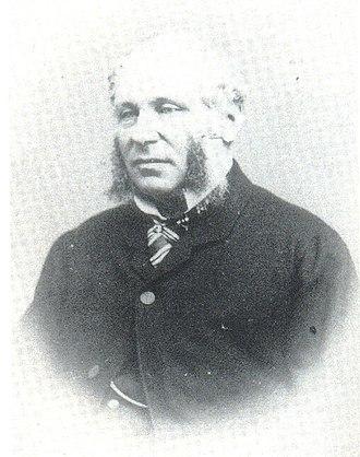 Premier of Victoria - Image: Williamhaines