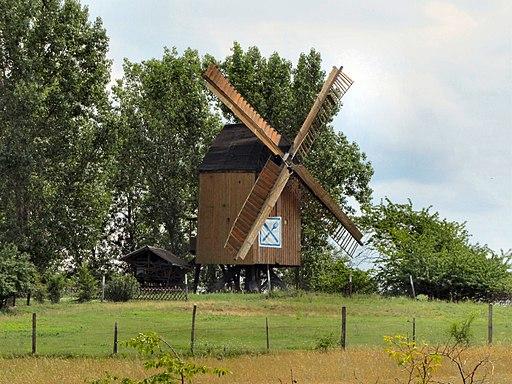 Windmühle Hohenwarthe