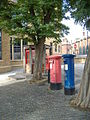Windsor High Street - Pillar Boxes - geograph.org.uk - 259193.jpg