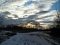 Winter Sunset at Amico Barrier Island, Delran, NJ - panoramio.jpg