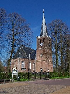 Wirdum, Friesland - St Martin's Church