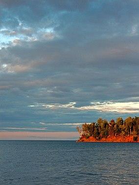 Wisconsin's Big Bay State Park (2008).jpg