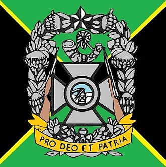 Witwatersrand Rifles Regiment - SANDF Witwatersrand Rifles emblem