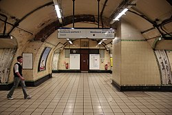 WoodGreen - End of circulating space before (4571235620).jpg