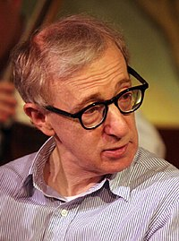 Woody Allen w koncerće w Carlyle Hotel, New York City