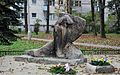 World War II Memorial-Execution in Grebalow January 29, 1944 ,Kocmyrzowska street,Nowa Huta,Krakow,Poland.jpg