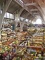 Wrocław Market Hall interior.jpg