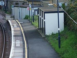 West St Leonards railway station - Image: Wst 1