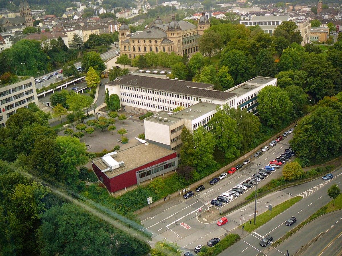 Wilhelm Dorpfeld Gymnasium Wikipedia