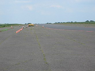 RAF Wymeswold - Airfield today