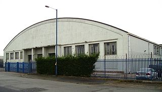 Wythenshawe Bus Garage