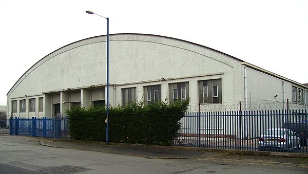 Frontage Wythenshawe Bus Garage 8.JPG