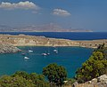 Yachts in the St. Paul bay. Rhodes, Greece.jpg
