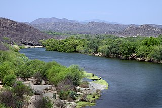 Yaqui River river in Mexico