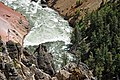 Yellowstone River (Grand Canyon of the Yellowstone, Wyoming, USA) 20 (40722991093).jpg
