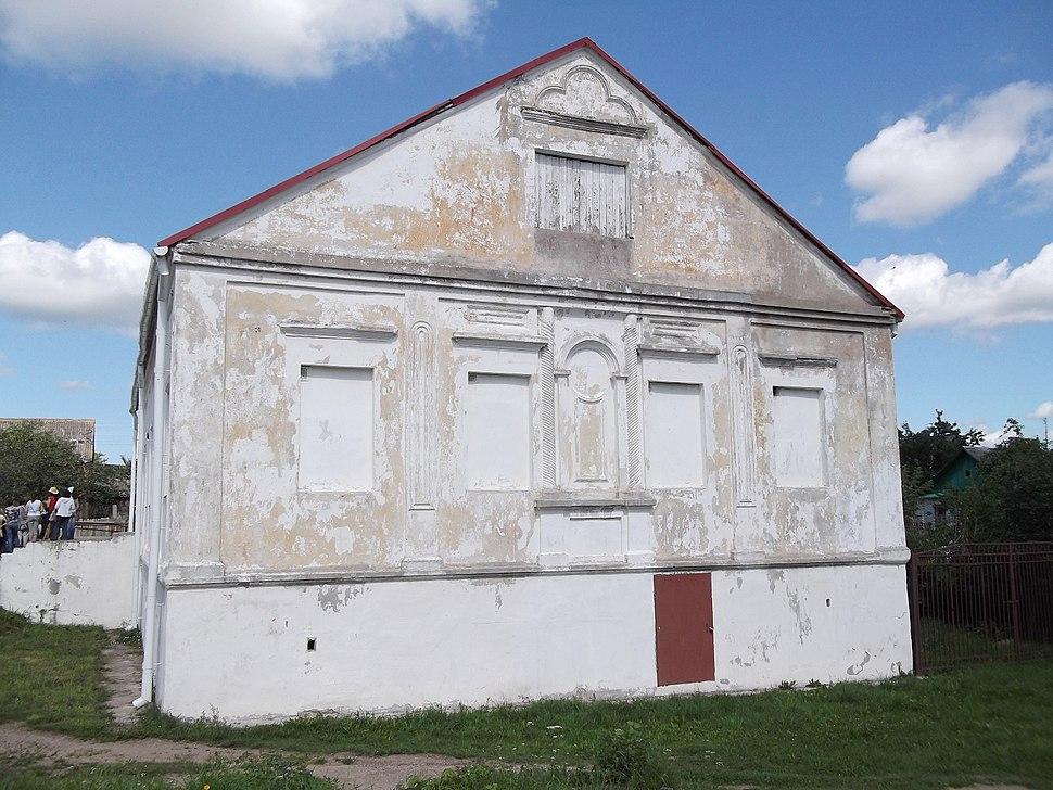 Yeshybot in Valozhyn town