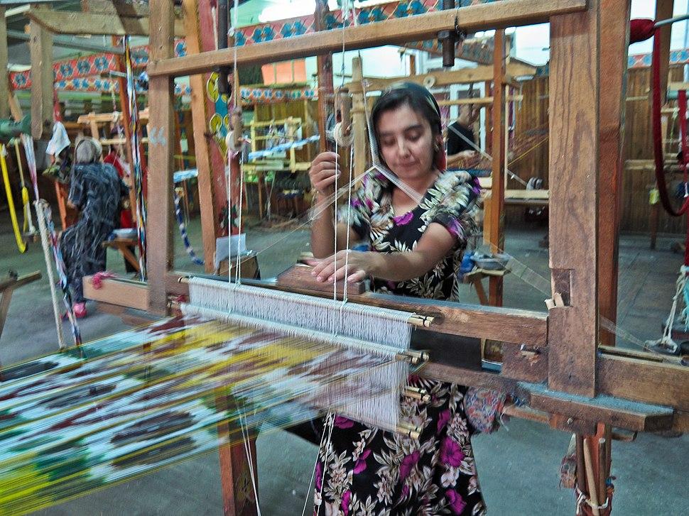 Yodgorlik Silk Factory (5982822980)
