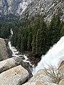 Yosemite Nationalpark Vernal Falls IMG 20180411 123325.jpg