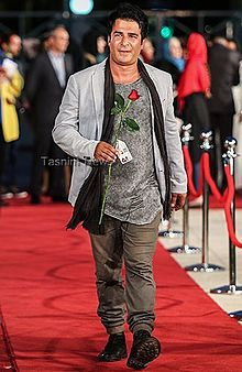 Yousef Teymouri at 16th Hafez Awards.jpg