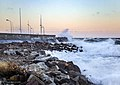Yttre vågbrytaren Visby hamn.jpg