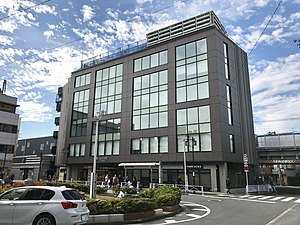 Yutenji-Station-Station-East-building2018-1.jpg