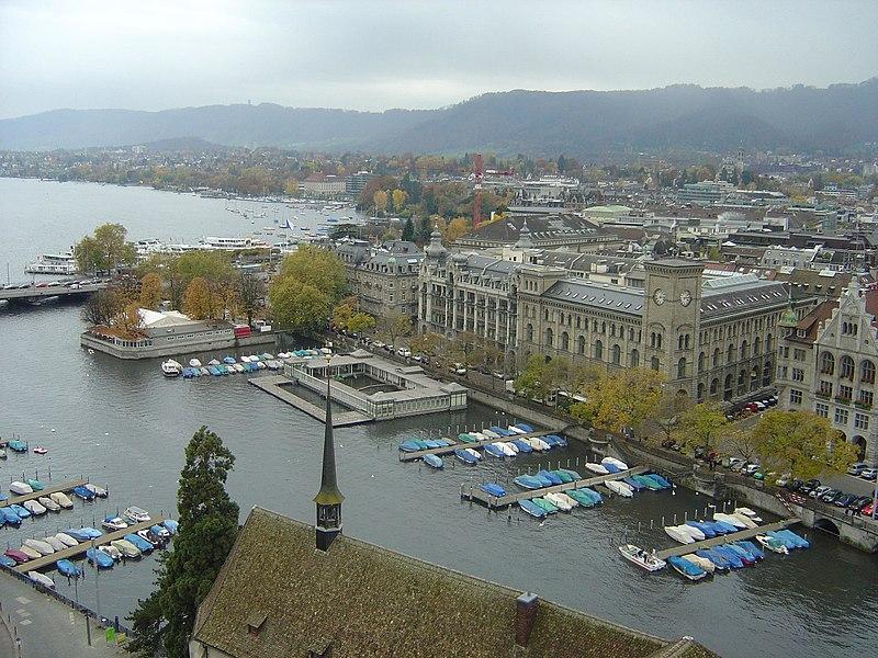 Hospedagem barata em Zurique