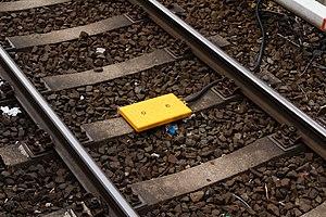 Zugbeeinflussungssystem S-Bahn Berlin - ZBS balise