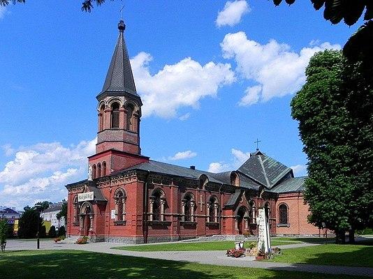Kościół św. Michała Archanioła w Zamościu