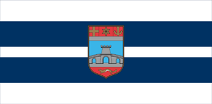 Flag of the County Zastava Osjecko-baranjske zupanije.png