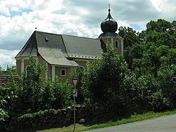 Zavlekov, kostel Nejsvětější Trojice.jpg
