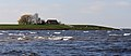 Zicht op IJsselmeer in de bocht van Molkwar (Molkwerum). Locatie, Friese IJsselmeerkust 002.JPG
