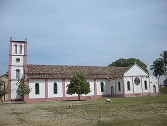 Ziguinchor - Saint-Anthoine de Padoue Cathedral