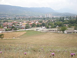 Zlokukjani view from Zajcev Rid.JPG