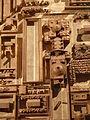 Zone du Panthéon et des Saepta Iulia, plan de Rome de Paul Bigot, université de Caen MRSH.JPG