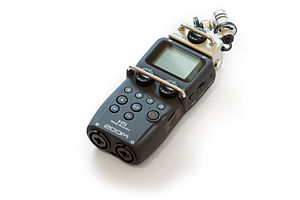 Zoom H5 Handy Recorder - The H5 Handy Recorder