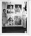 """""""Four Freedoms"""" with T-5 Norma Boudreau and M. Sgt. Louis Dovilla - DPLA - 69035ec6151f5ce80e71ac1945b54676 (page 1).jpg"""