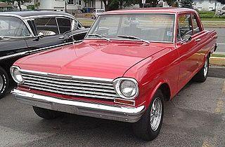 '64 Chevrolet Nova (Auto classique Combos Express '14)