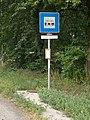 'Csorna, MOFÉM' bus stop, 2019 Csorna.jpg