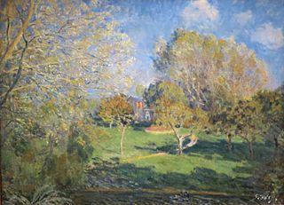 Le Jardin Hoschedé, Montgeron