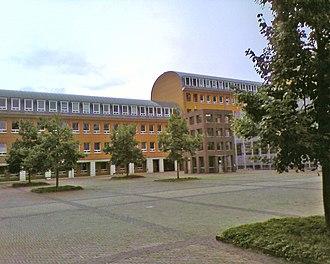 Charles Vandenhove - Palace of Justice (1998), Den Bosch, Netherlands