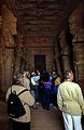 Ägypten 1999 (128) Assuan- Im Großen Tempel von Abu Simbel (26873183734).jpg