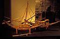 Ägypten 1999 (271) Luxor-Museum- Schiffsmodelle (28086990810).jpg
