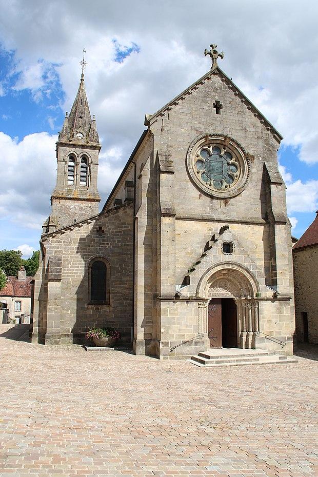 Monument historique à Bourbonne-les-Bains