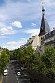 Église Saint-Antoine-des-Quinze-Vingts and Avenue Ledru-Rollin, Paris 3 August 2014.jpg