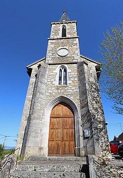 Église St Théodule Andert Condon 4.jpg