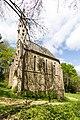 Élévation, chapelle Notre-Dame, Montserrat, Saint-Malo-de-Phily, France.jpg