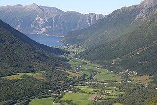 Sunndal Municipality in Møre og Romsdal, Norway
